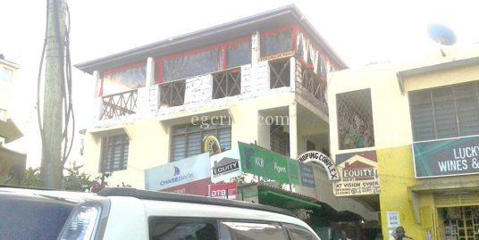 A shopping complex for sale in Mombasa